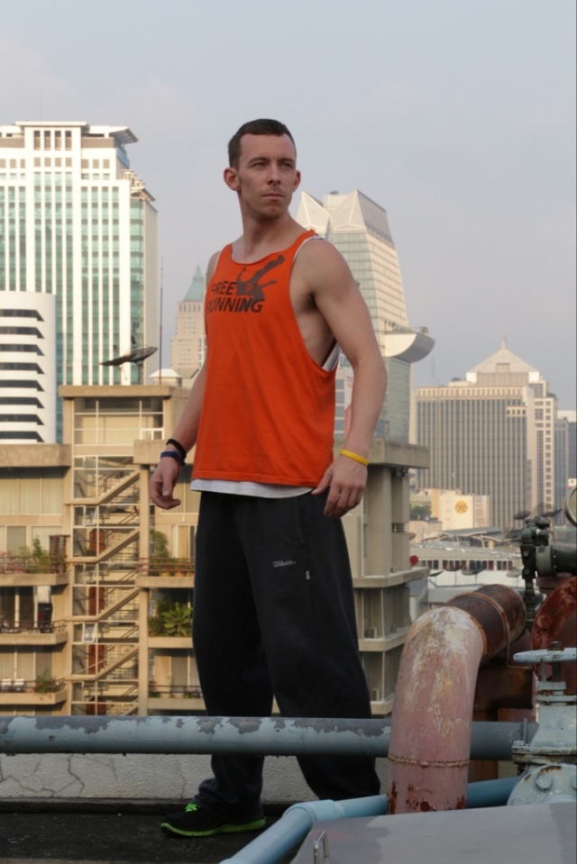 Bangkok Rooftops - Mike Wilson 3RUN