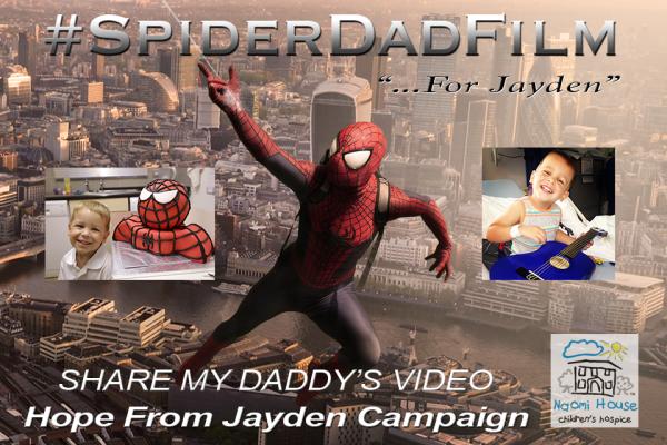 SpiderDadFilm Facebook HFJ Page