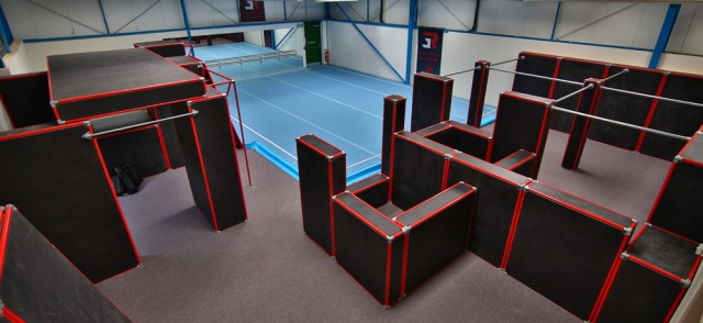 3RUN Academy - Parkour & Free Running Classes